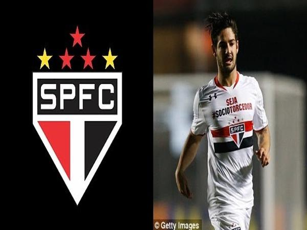 Chiếc logo tạo nên thương hiệu cho Sao Paulo.