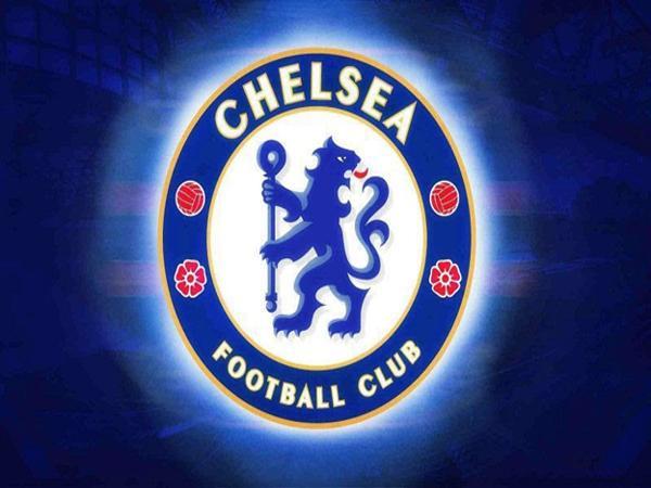 Logo câu lạc bộ bóng đá đẹp nhất phải kể đến Chelsea.