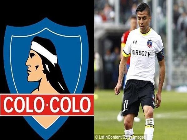 Hình ảnh tượng trưng cho tinh thần dân tộc của Colo-Colo.