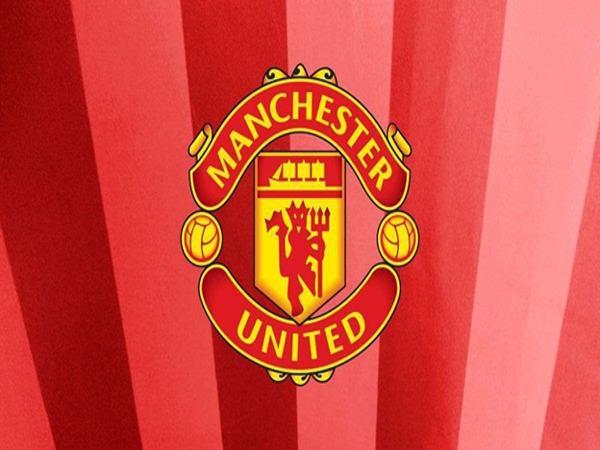 Logo câu lạc bộ bóng đá Manchester United.