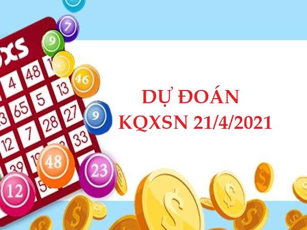Dự đoán chính xác KQXSMN 21/4/2021 hôm nay