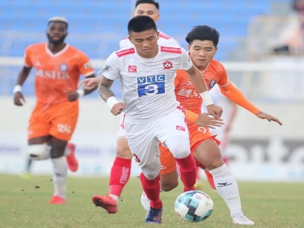 Bóng đá VN 13/4: SHB Đà Nẵng hụt hơi trong cuộc đua vô địch