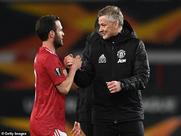 """Bóng đá Anh 15/6: Mata sắp trở thành """"cánh tay phải"""" của Solskjaer"""