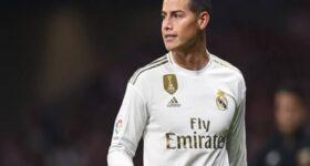 Chuyển nhượng 22/6: Real cân nhắc việc mua lại James Rodriguez
