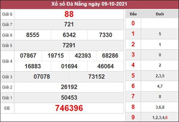 Dự đoán XSDNG 13/10/2021 chốt KQXS Đà Nẵng thứ 4