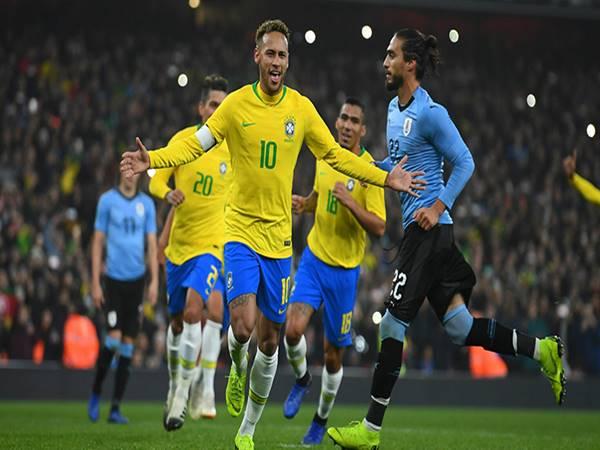 Nhận định kèo Tài Xỉu Brazil vs Uruguay (7h30 ngày 15/10)